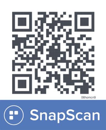 KLC Stellenbosch Snapscan code